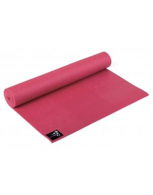 Yogimat Basic Power-Red 4mm