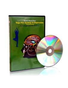 Yoga for Anxiety & Depression DVD