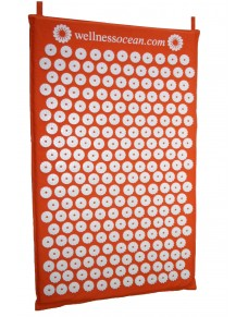 Wellnessocean Acupressure Mat Orange