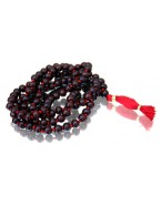 Red Sandalwood Mala 108 beads