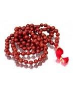 Red Jasper Mala 108 beads