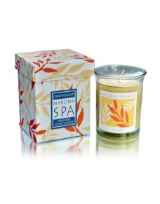 Spa Candle Clear Thoughts
