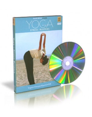 Yoga Stress Busters DVD