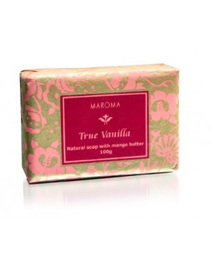 Maroma True Line Soap Vanilla 100g
