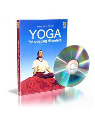 Yoga for Sleeping Disorders DVD