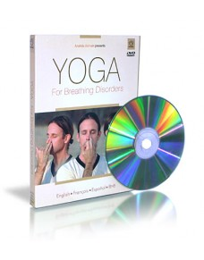 Yoga for Breathing Disorders DVD