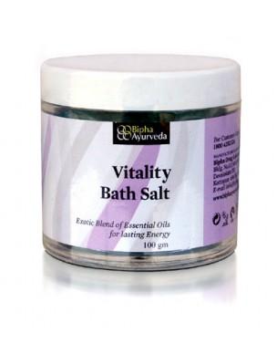Bipha Vitality Bath Salt 50gm