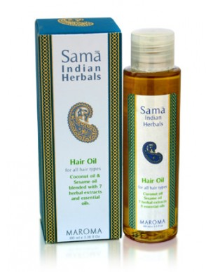 Maroma Sama Hair Oil-All Hair Type 100ml