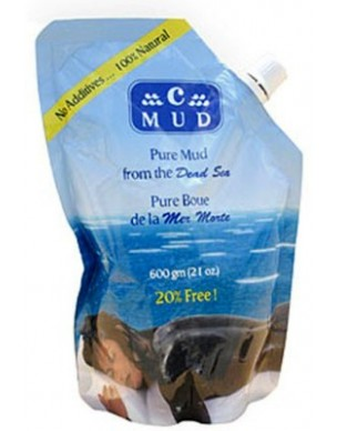 C-Mud Body Pack 600g