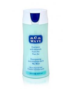 C Wave Dead Sea Shampoo For Oily Hair 250ml