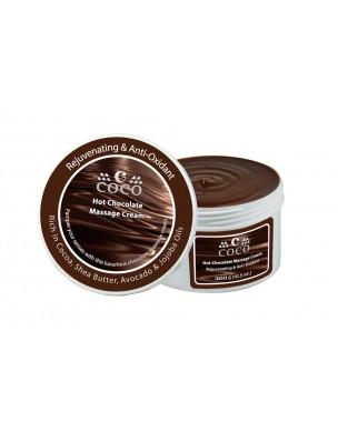 C - COCO Hot Chocolate Massage Cream 300gm
