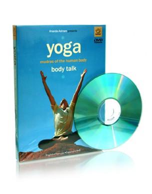Yoga Body Talk, Mudras Of The Body, DVD