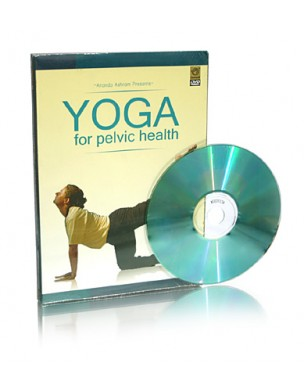 Yoga For Pelvic Health DVD