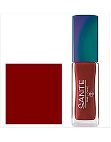 Sante Organic Nailpolish Warm Red 16
