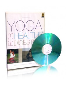 Yoga For Healthy Digestion DVD
