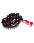 Red Sandalwood Mala 108 beads
